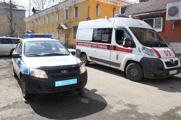 Больница скорой медицинской помощи, в которой было совершено нападение на фельдшера
