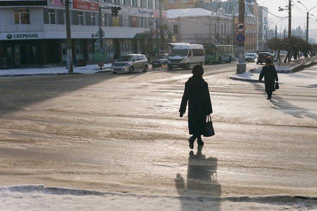 Перекрёсток улиц Бутина - Бабушкина