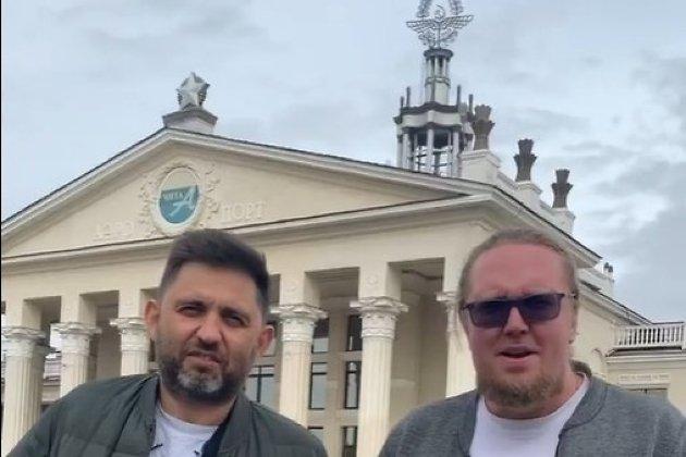 Рустам Вахидов и Сергей Стиллавин