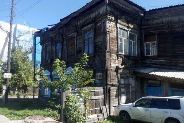 Дом на улице Горная, 16, 3D-модель которого будет создана для проекта «Сохраним наследие»
