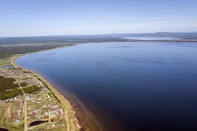 Озеро Арахлей