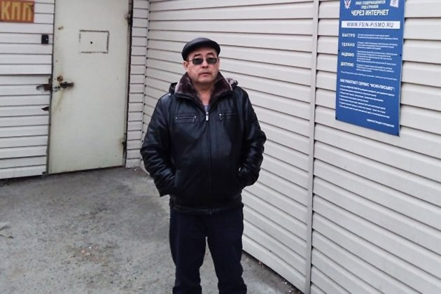 Салим Шамсутдинов.