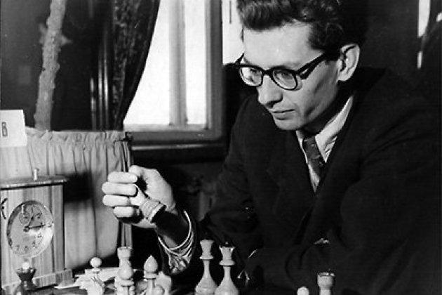 Юрий Ремизов в 1961 году