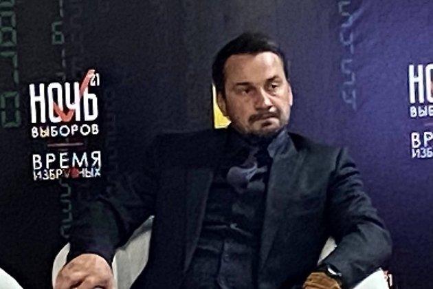 Дмитрий Носов, кандидат в депутаты Госдумы от КПРФ