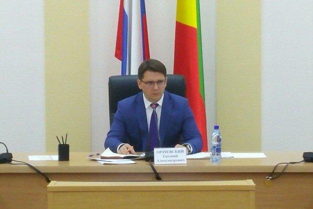 Орачевский занял место отлучившегося Осипова на первом для себя заседании правительства Забайкалья