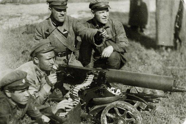 Пехота РККА в 20-е годы