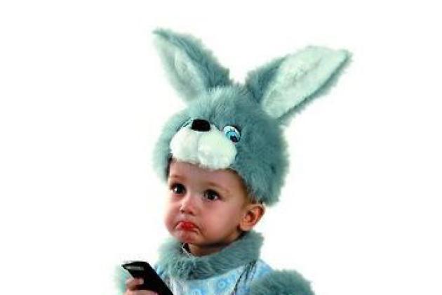 Уши зайчика для мальчика своими руками фото 138