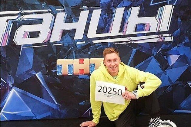 Дмитрий Богаченко на кастинге