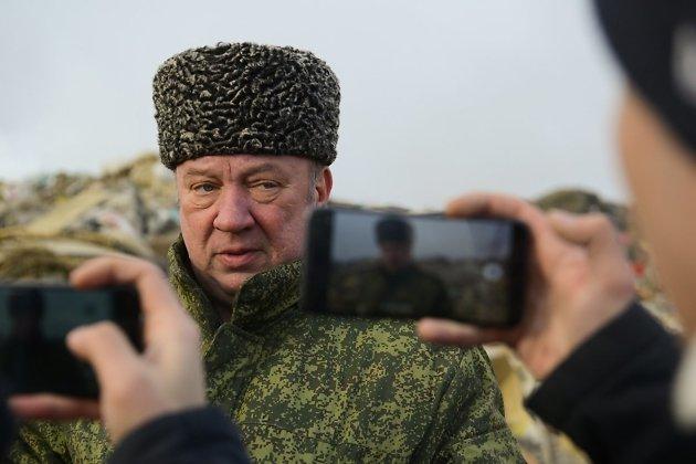 Вице-премьер краевого правительства Андрей Гурулёв