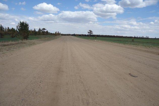 Дороги Ононского района