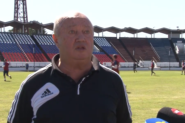 Спортивный директор «Зенита» Александр Ковалёв