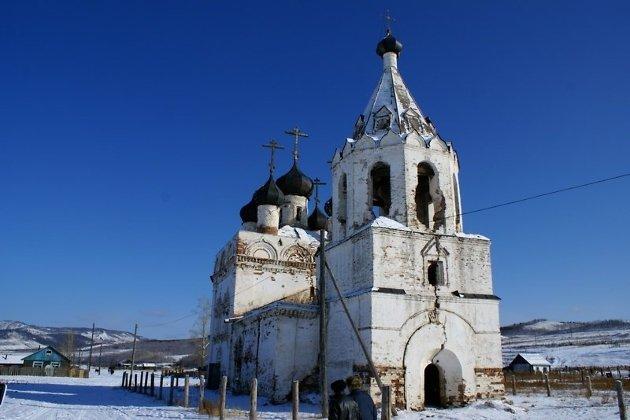 Церковь в Калинино