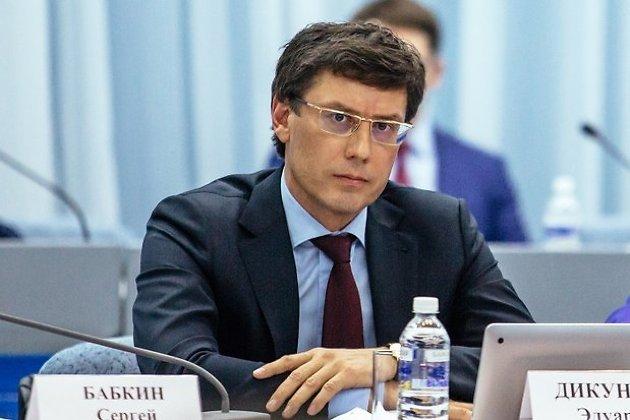 Депутат Заксобрание Иркутской области Эдуард Дикунов
