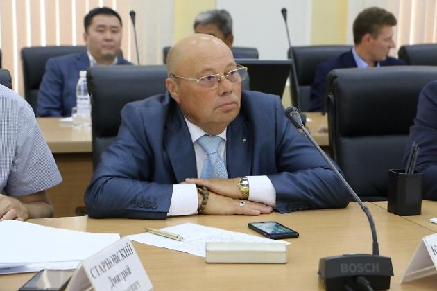Министр здравоохранения Забайкалья Валерий Кожевников
