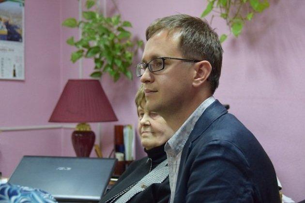 Николай Черняев