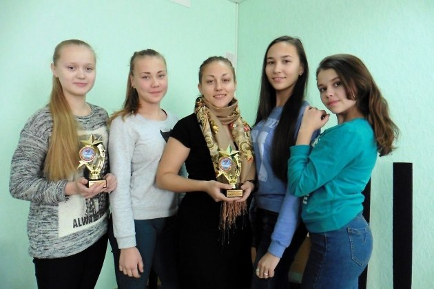 Танцевальный народный коллектив «Жарки»