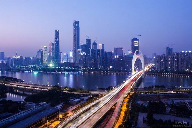 Гуанчжоу - столица провинции Гуандун