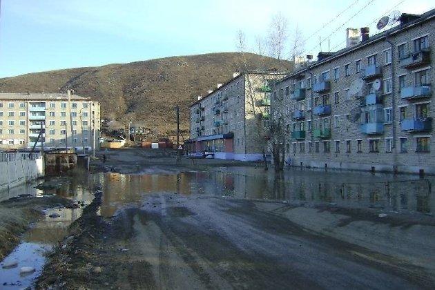 Посёлок Кокуй Сретенского района вошёл в число долговых аутсайдеров