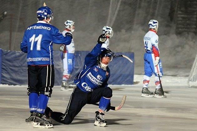 Хоккеисты «Байкал-Энергии» обыграли казанское «Динамо» вматчеЧР побенди