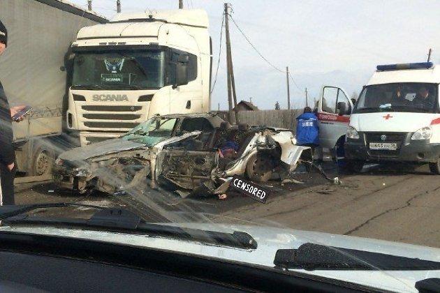 Жертвами смертоносного ДТП вВихоревке стали три человека