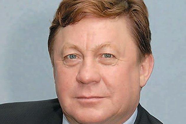 Мэр Усть-Илимска Владимир Ташкинов