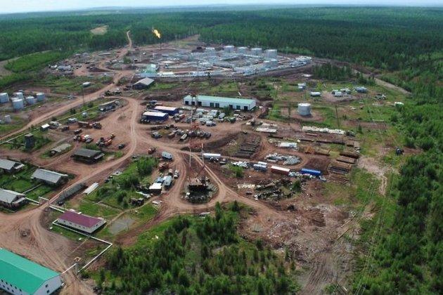 Иркутская нефтяная компания установила очередной рекорд добычи УВС