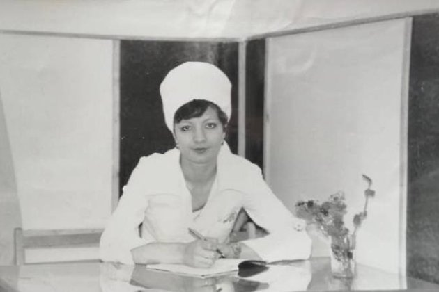 Ольга Михайловна Хомутова