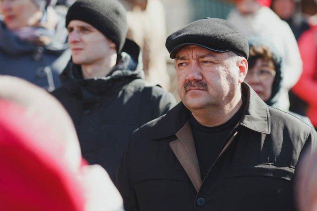 Фёдор Кургузкин, и.о. главы Читинского района, экс-руководитель департамента ГО и ЧС в Забайкальском крае