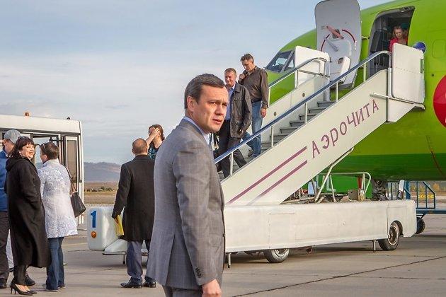 Руководитель администрации губернатора Забайкальского края Дмитрий Кочергин