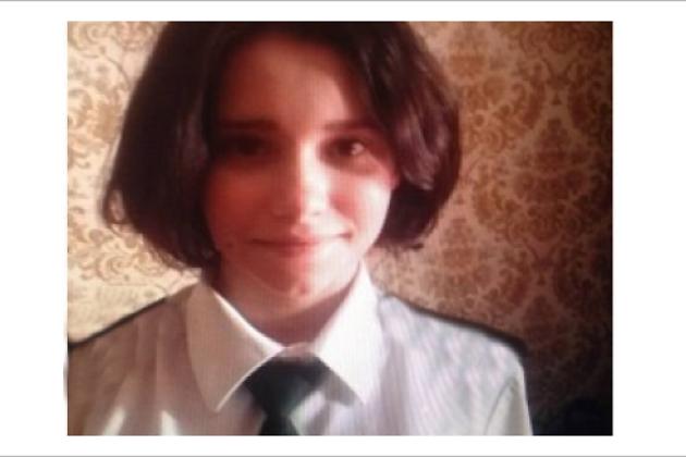 Пропавшую восьмиклассницу разыскивают полицейские вИркутске