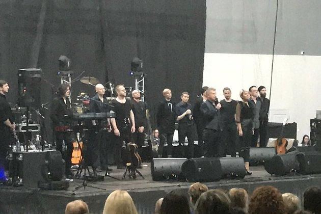 Леонид Агутин и Анжелика Варум объявляют об отмене концерта