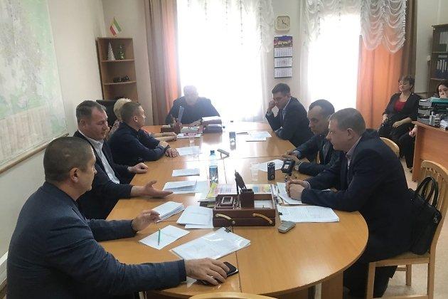 Заседание комитета по ЖКХ