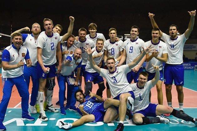 Сборная России - бронзовый призёр Универсиады-2019