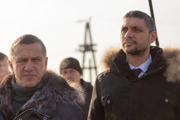 Юрий Трутнев и Александр Осипов