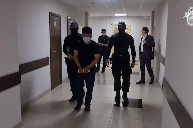 Задержанный замначальника СУ МВД по Бурятии Андрей Бардаханов