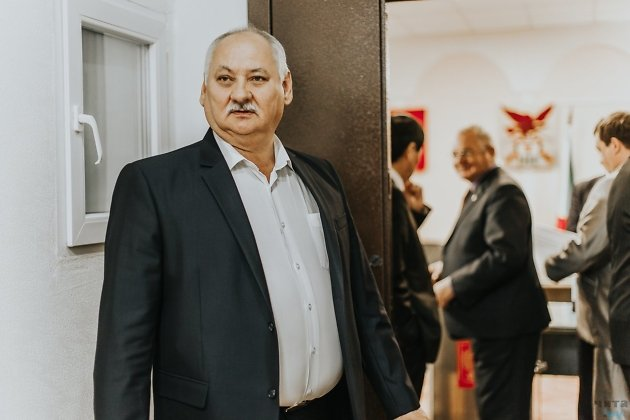 Депутат Владимир Иванченко