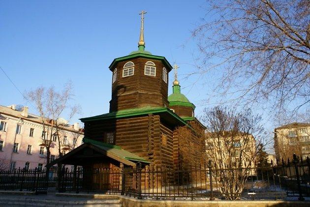 Церковь декабристов