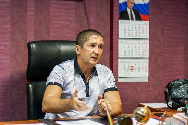 Александр Викторович Щебеньков, бизнесмен, председатель регионального отделения партии