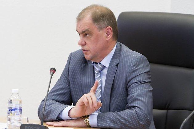 Начальник ЗабЖД Александр Скачков