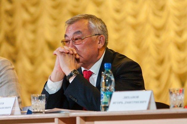 Сенатор, экс-глава Агинского Бурятского автономного округа Баир Жамсуев