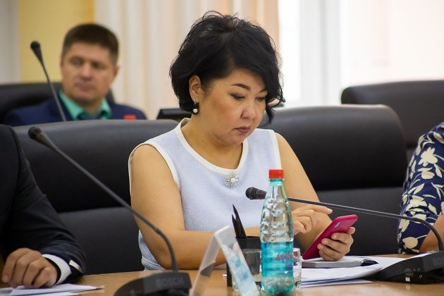 Аягма Ванчикова