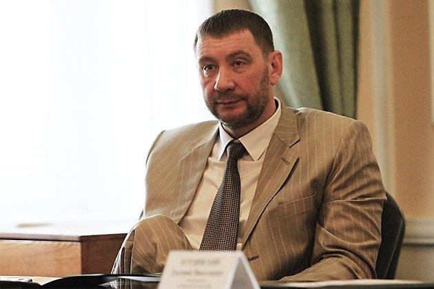 Вячеслав Ушаков, когда он ещё был в заксобрании Забайкалья