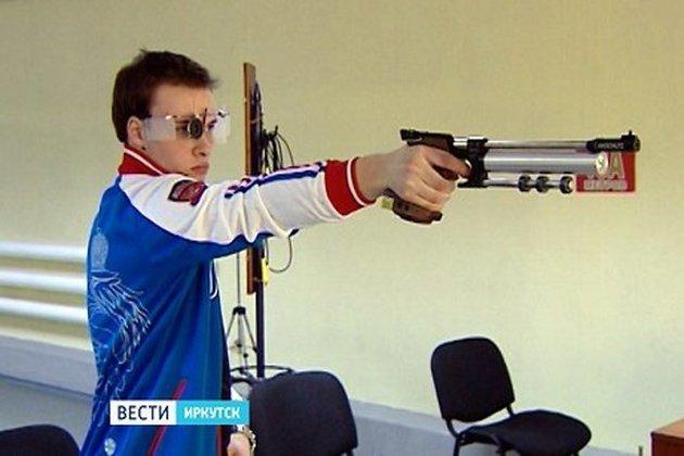 Иркутянин Артем Черноусов одержал победу чемпионат Российской Федерации пострельбе изпневматического пистолета