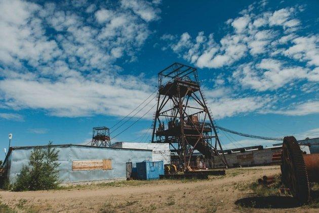 Рудник №6 в Краснокаменске