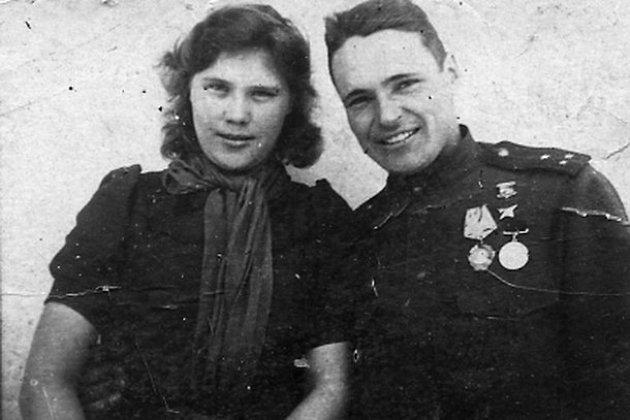 Анна и Владимир Подгорбунские