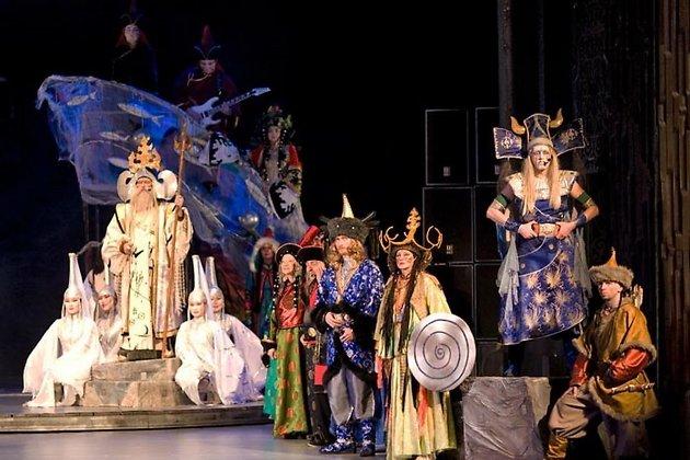 Виркутском ТЮЗе организуют режиссёрскую лабораторию попьесам Александра Вампилова