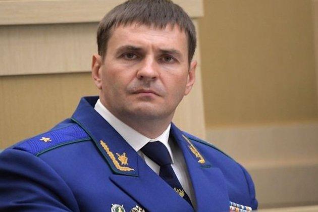 Заместитель генерального прокурора России Дмитрий Демешин