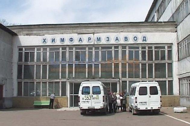 Химико-фармацевтический завод вУсолье-Сибирском невыплатил 29 млн. руб. налогов