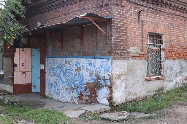 Корпус городской больницы №1, который ремонтируют для переезда травмпункта с улицы Амурской.