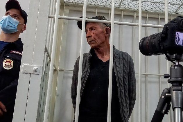 Обвиняемый в убийстве генерала Николай Макаров